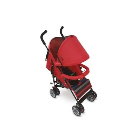 JUST BABY 1040 Βρεφικό Καρότσι Flexy Red