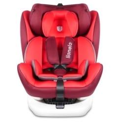 LIONELO Bastian Isofix Red
