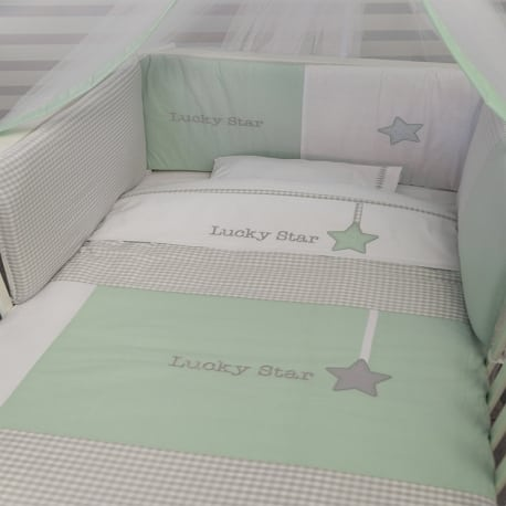 BABY OLIVER Lucky Star 304 Σετ Προίκας