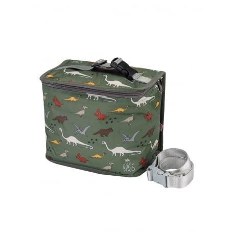 MY BAGS Θερμομονωτική Τσάντα για Πικ - Νικ Dinos