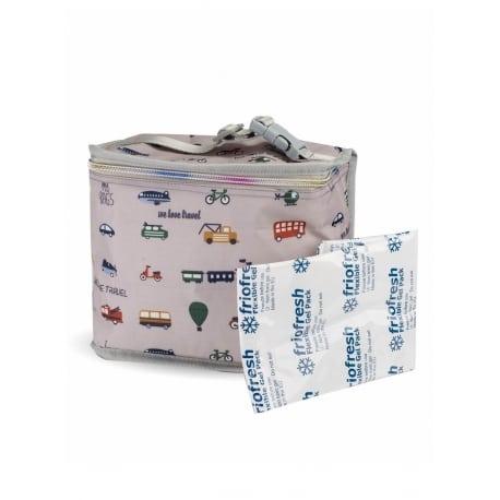 MY BAGS Θερμομονωτική Τσάντα για Πικ - Νικ Travel