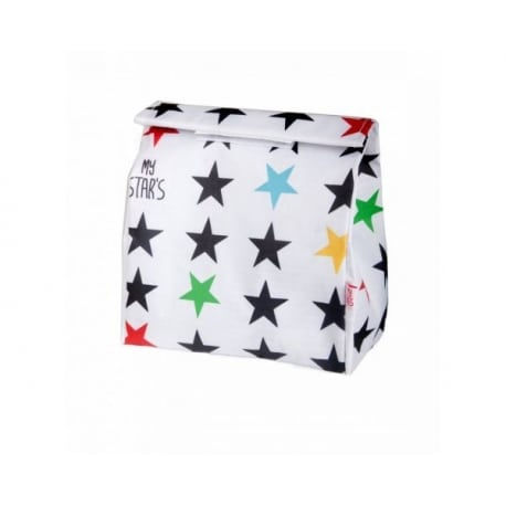 MY BAGS Lunch bag My Star's White