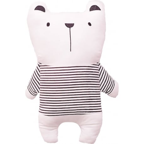BIZZI GROWIN Μαξιλάρι Little Dreamer Monochrome Bear