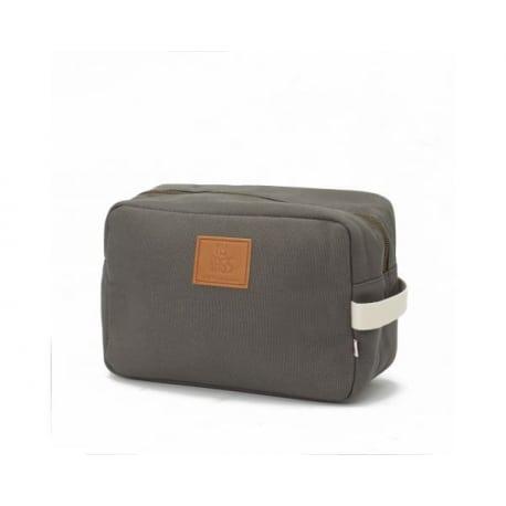 MY BAGS Νεσεσέρ Καλλυντικών Happy Family Grey