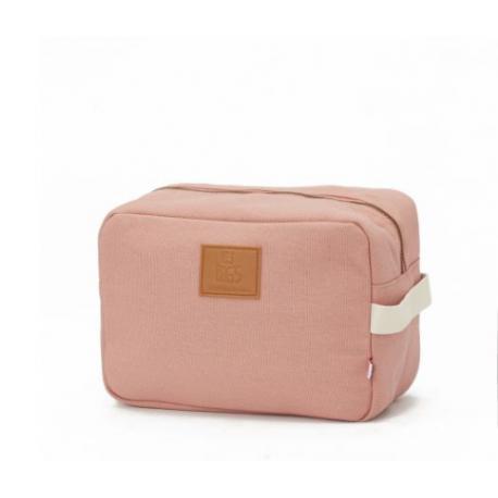MY BAGS Νεσεσέρ Καλλυντικών Happy Family Pink