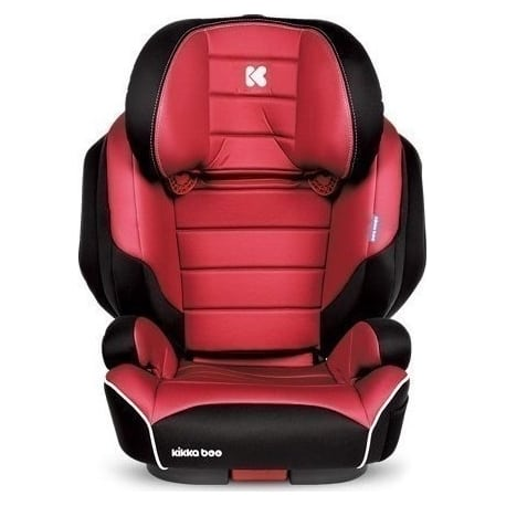 KIKKA BOO Fundamental 15-36kg Isofix Red