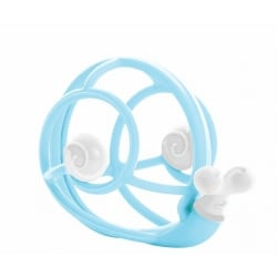 BABY TO LOVE 3D Σαλιγκαρι Μασητικο-Κουδουνιστρα