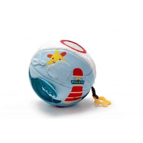 BABY TO LOVE Big 2 in1 Activity Ball Ocean