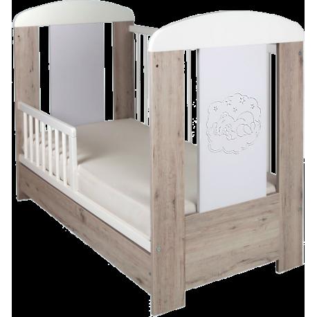 DREWEX Κρεβάτι Cortona Bear Comfort