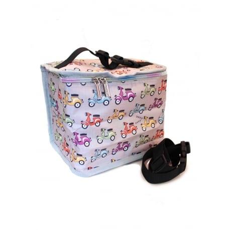 MY BAGS Θερμομονωτική Τσάντα για Πικ - Νικ Vespas