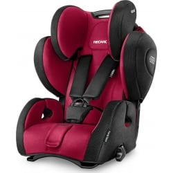 RECARO Young Sport Hero Racing Ruby