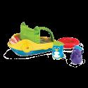 MUNCHKIN Παιχνίδια Μπάνιου Tug Along Boat