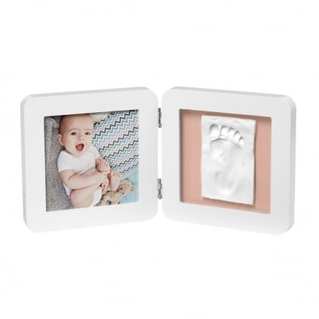 BABY ART Κορνίζα Αποτύπωμα My Baby Touch Simple White