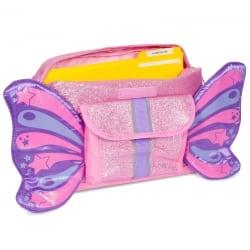 BIXBEE Sparkalicius Pink Butterflyer Τσάντα