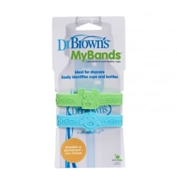 DR BROWNS My Bands Πράσινο
