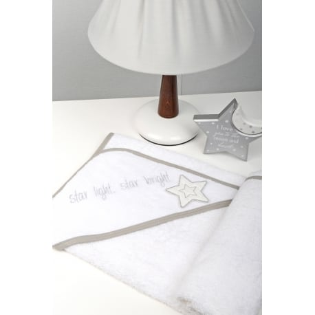 BABY OLIVER Star Light Star Bright 146 Μπουρνούζι