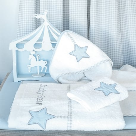 BABY OLIVER Lucky Star 309 Μπουρνούζι