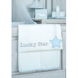 BABY OLIVER Lucky Star 309 Πικέ Κούνιας