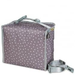 MY BAGS Θερμομονωτική Τσάντα για Πικ - Νικ My Sweet Dream's Grey