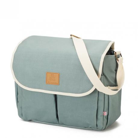 MY BAGS Τσάντα Αλλαξιέρα Happy Family Aquamarine