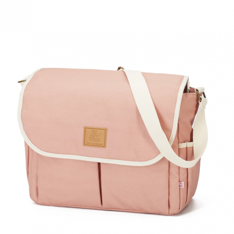 MY BAGS Τσάντα Αλλαξιέρα Happy Family Pink