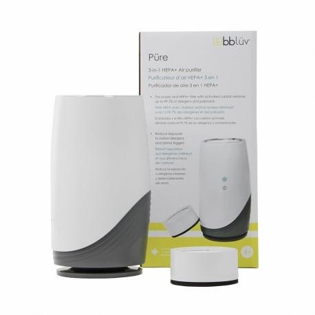 BBLUV Pure – 3 σε 1 Ιονιστής αέρα με ενεργό άνθρακα