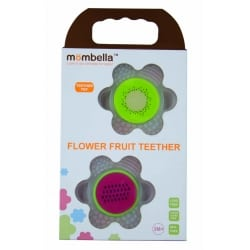 BABY TO LOVE Set of 2 Fruit Teethers