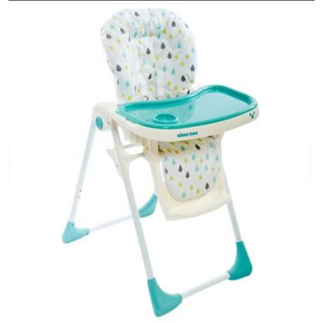 KIKKA BOO Καρεκλάκι Φαγητού Chair Familia Cielo Drops