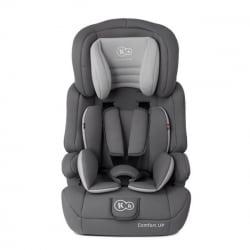 ΚINDERKRAFT Παιδικό κάθισμα αυτοκινήτου Comfort Up Grey