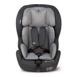 KINDERKRAFT Παιδικό κάθισμα αυτοκινήτου Safety - Fix Black / Grey Isofix