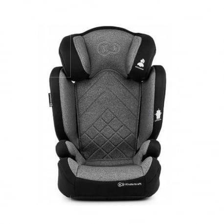 KINDERKRAFT Παιδικό κάθισμα αυτοκινήτου Xpand Grey With Isofix
