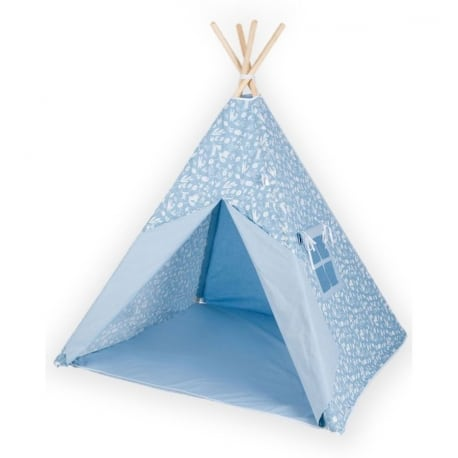 TUTTOLINA Παιδική Σκηνή Teepee Blue Forest
