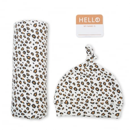 LULUJO Hello World – Leopard