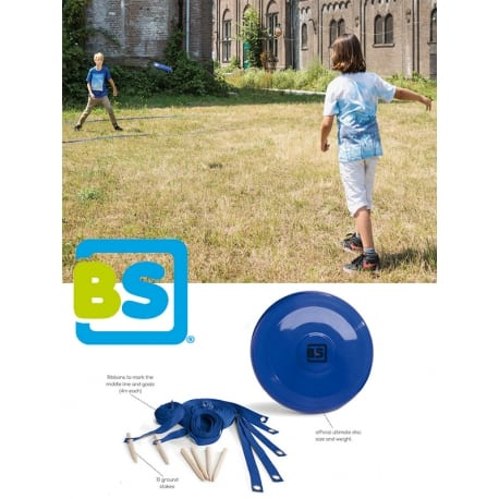 BS Toys Frisbee Disc Set