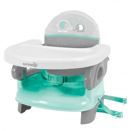 SUMMER INFANT Deluxe Comfort Folding Booster