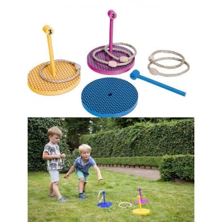BS Toys Ring Toss (με κινούμενους στόχους)