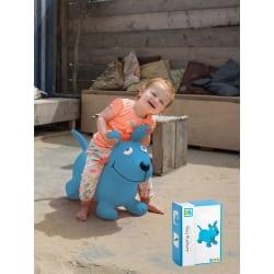 BS Toys Χοπ Χοπ Σκυλάκι Μπλε
