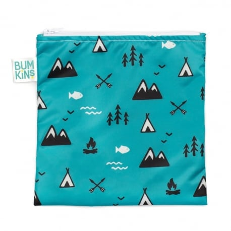 Bumkins Large Snack Bag Outdoors