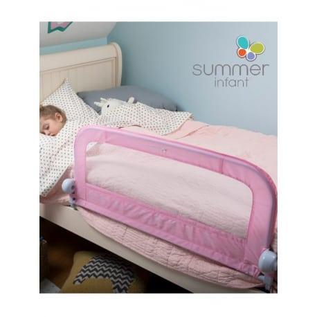 SUMMER INFANT Προστατευτικό Κρεβατιού Ροζ