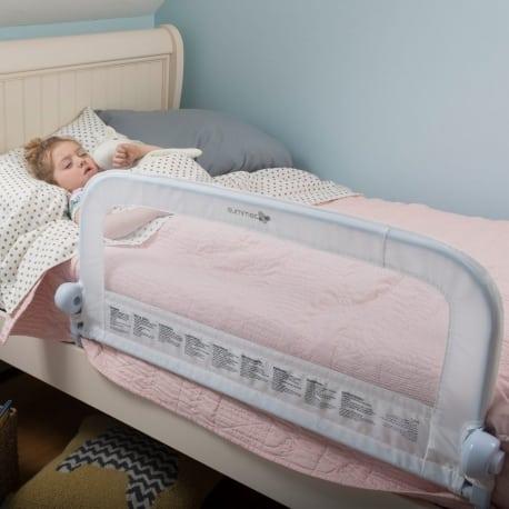 SUMMER INFANT Προστατευτικό Κρεβατιού Λευκό