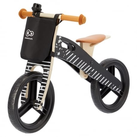 KINDERKRAFT Ποδηλατάκι Ισορροπίας Runner Vintage Black