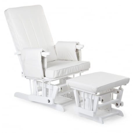 BABY ADVENTURE Πολυθρόνα Θηλασμού Λευκή