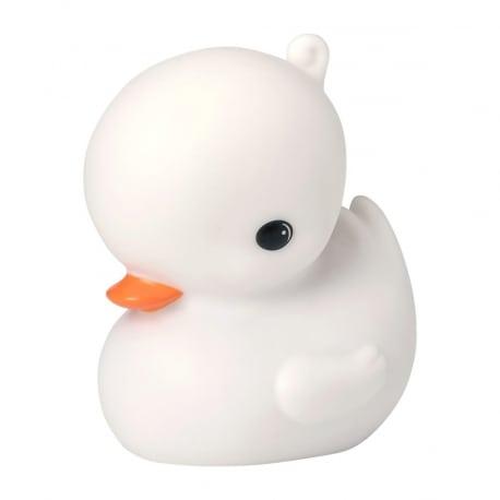 A LITTLE LOVELY COMPANY Φωτάκι Νυκτός Little Light Duck White