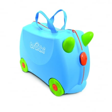 TRUNKI Παιδική Βαλίτσα Ταξιδίου Terrance