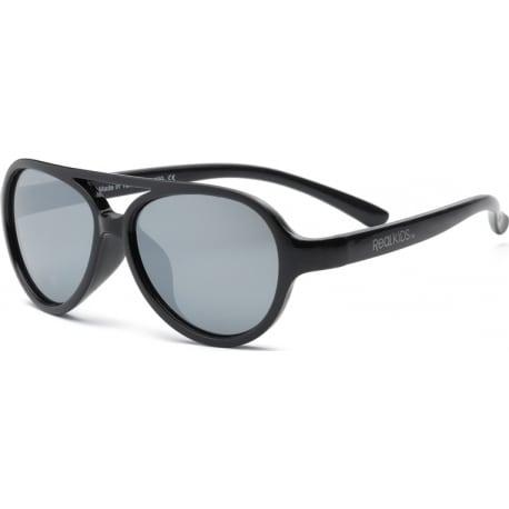REAL SHADES  Γυαλιά ηλίου Sky Toddler 2-4 ετών Black Aviator