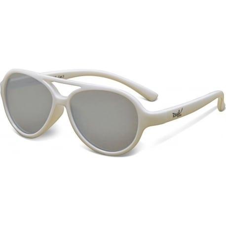 REAL SHADES Γυαλιά ηλίου Sky Toddler 2-4 ετών White Aviator