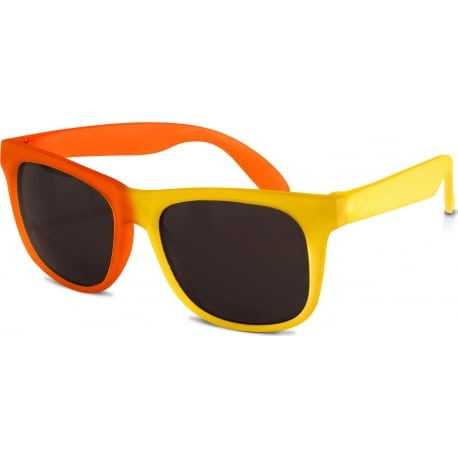 REAL SHADES  Γυαλιά ηλίου που αλλάζουν χρώμα 4-6 ετών Yellow Orange