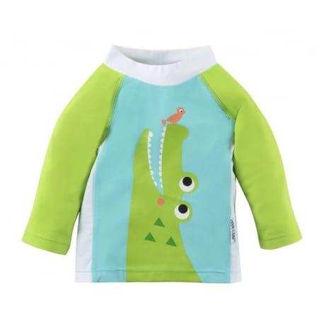 ZOOCHINI Αντιηλιακό μπλουζάκι Aligator