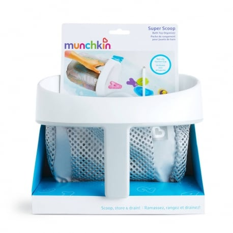 MUNCHKIN Super Scoop Bath Organizer Toy