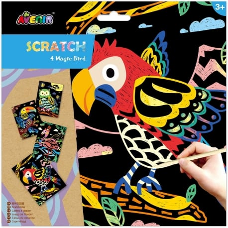 ARTS&CRAFTS Magic Bird